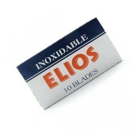 Elios Stainless Steel Razor Box 10 blades