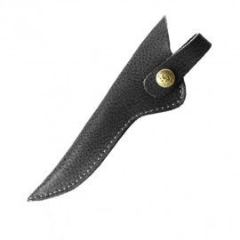 Scissors Case 16cm. Black.