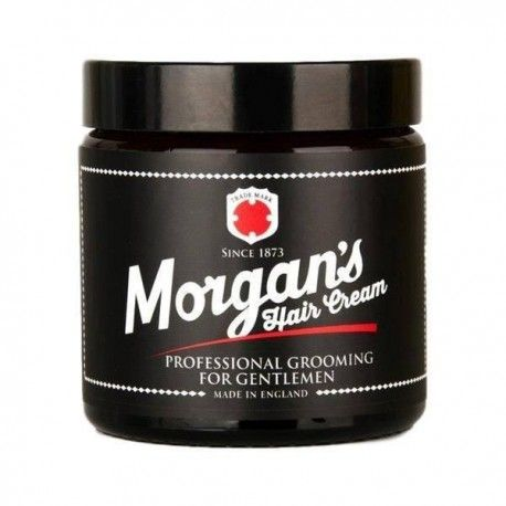 3 Gentlemen's Hair Cream Morgans GROOMING 120ml,