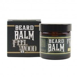 Básamo Profesional para Hidratar la Barba de Hey joe Nº 4 FEEL WOOD