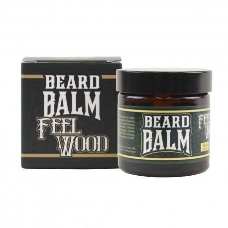 HEY JOE BEARD BALM Nº 4 FEEL WOOD