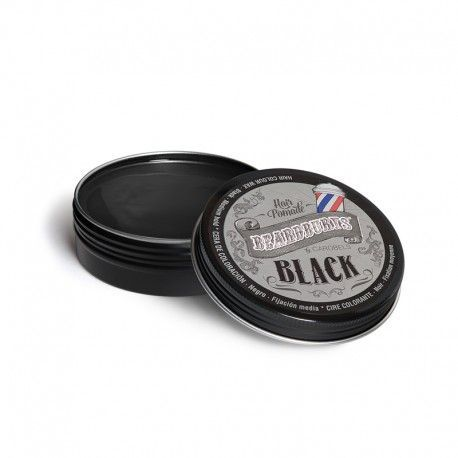 Cera de Color Beardburys Negra 100ml