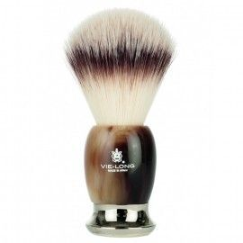 Vie-Long Classic Synthetic Badger Hair Shaving Brush 11cm