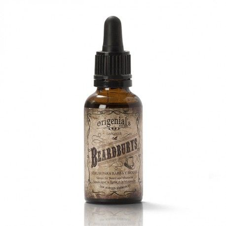 Beardburys Beard Serum Oil with Shea Butter and Jojoba 30ml
