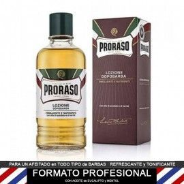 After Shave Locion SÁNDALO de Proraso PROFESIONAL 400ml