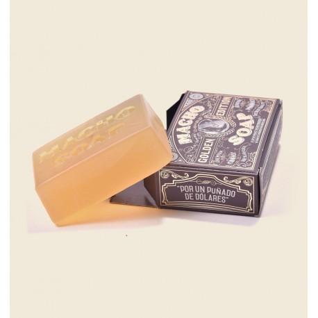 Jabón Natural para Barba THE MACHO SOAP 150g