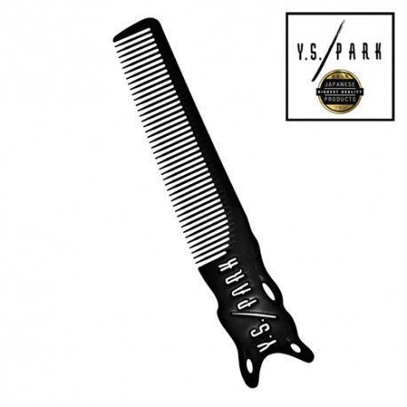 YS PARK 209 BARBER Comb Carbon 205mm