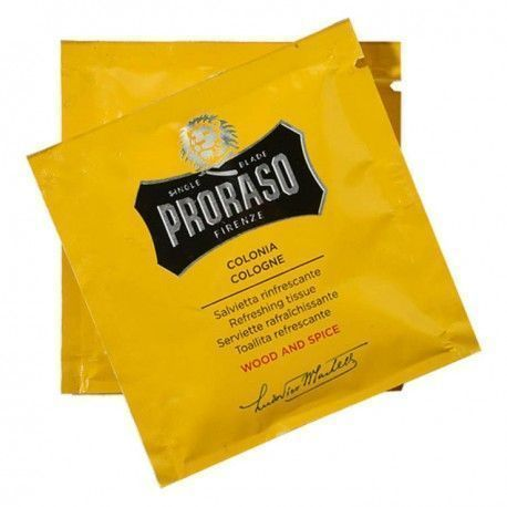 6 Proraso Refreshing Wipes