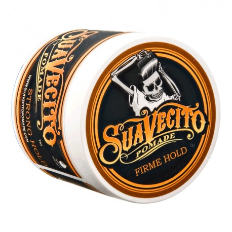 Suavecito Firm Hold Pomade 113g - Strong Hold Hair Pomade for Strong Shine