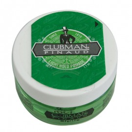 Light Hold Pomade CLUBMAN PINAUD 48 gr