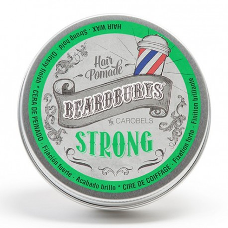 STRONG Beardburys Shine Wax 100ml - Hair Wax