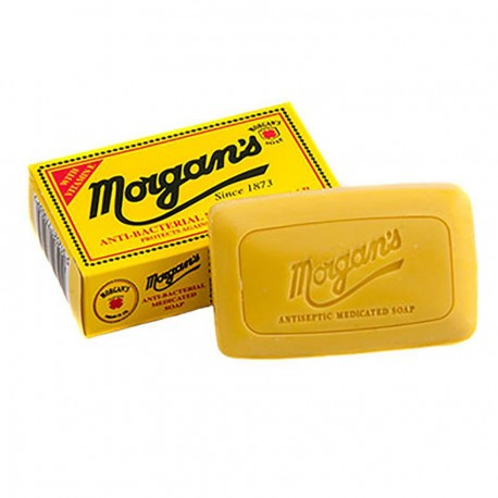 Jabón AntiBacterial de Morgans Pomade - Medicated Soap 80g