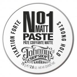 Cera Matt Paste de Johnnys Chop Shop nº 1 - 75g