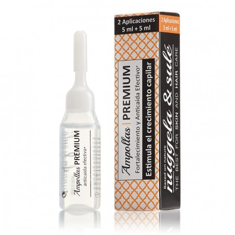 ANTI-HAIR LOSS and HAIR STRENGTHENING Ampoule 10ml