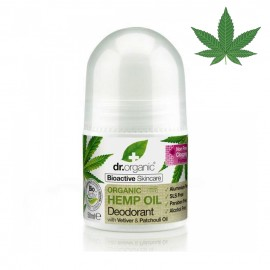 Hemp Cream Deodorant 50ml - Organic Cosmetics for Men by Barberius