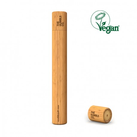 Funda de Bambú para Cepillo de Dientes