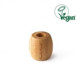Soporte de Bambú para Cepillo de Dientes