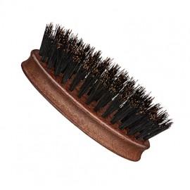 Mini Cepillo Ovalado de Madera Todo tipo de Barbas 8cm