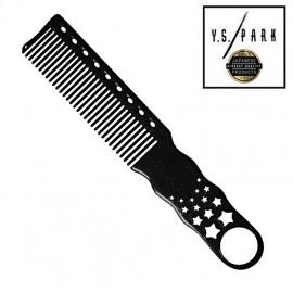 YS Park 195mm Machine Cutting Comb Mod YS 280 Black