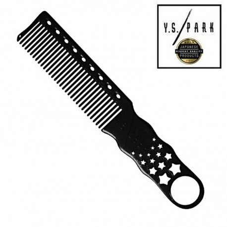 YS Park 195mm Machine Cutting Comb Mod YS 280 Black