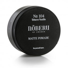 Tobacco Vanilla Hair Matt Pomade by Noberu 80g