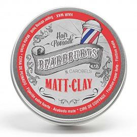 Beardburys MATT CLAY Very Strong Fixation Hair Wax