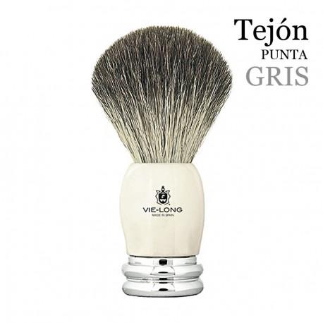Grey Badger Hair Shaving Brush