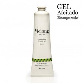 Gel de Afeitado Transparente Organic Aloe Vera - Vitamin E 100ml