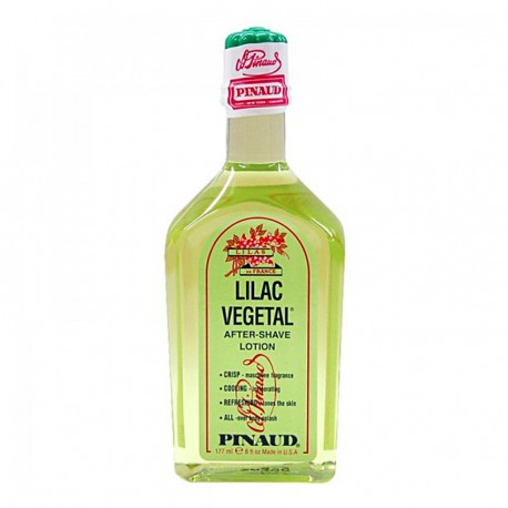 Loción después del Afeitado y Colonia Lilac Vegetal Clubman Pinaud 177ml