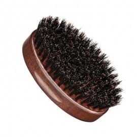 Cepillo para Barba Ovalado de Madera para 10 cm