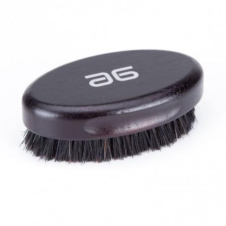 Cepillo para Barba Ovalado de Pelo de Jabalí BARBER PRO 11cm