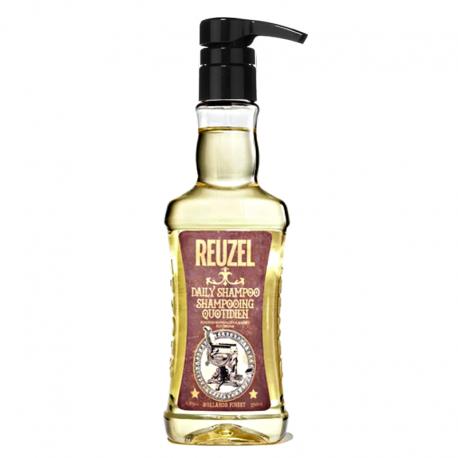 El mejor champú diario es de Reuzel Reuzel Daily Shampoo 350ml de Regalo dosificador