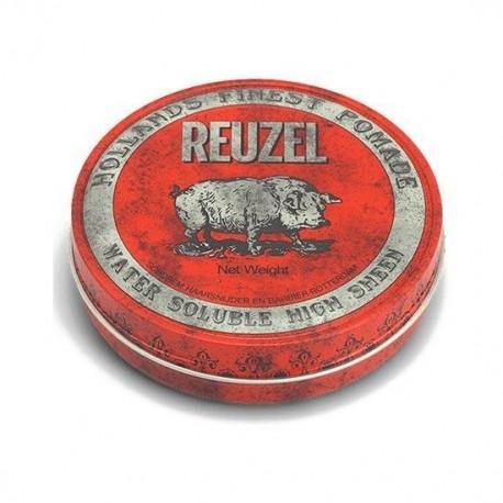 Pomada Roja Reuzel Red Pomade-Water Soulable - 113g