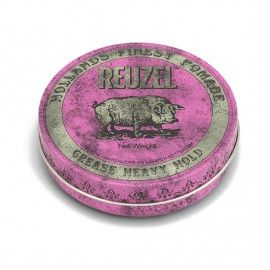 Pomada Rosa Reuzel Pink Heavy Grease - 113g