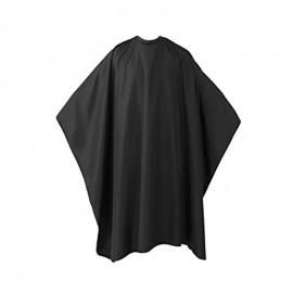 Black Disposable Cutting Cape 50 units - 83x115cm