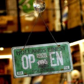 OPEN-CLOSED by REUZEL