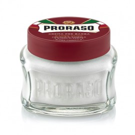 PRORASO HARD BEARD PRE-SHAVING CREAM 100ml,