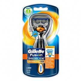 Gillette Fusion Proglide Flexball Power Razor