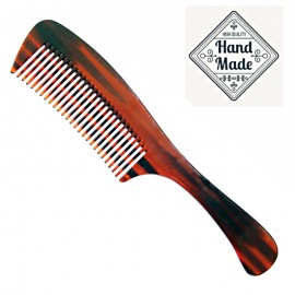 COMB Shell Comb Hand Made with handle