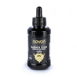 Barber Club Restorative Vitamin E Beard Oil 60ml