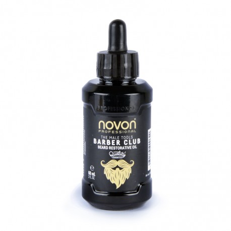 Barber Club Restorative Vitamin E Beard Oil 60ml
