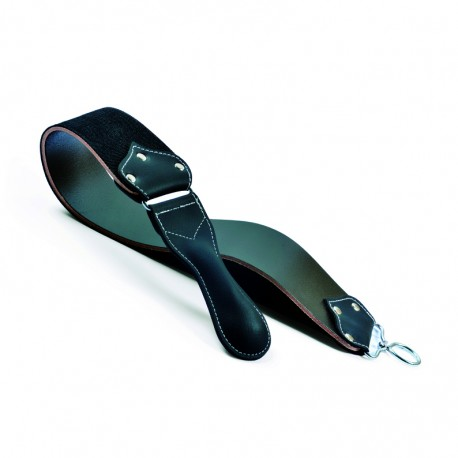 Medium Leather Seat with Hanger