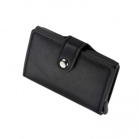 Kuart Automatic Little Black Card Holder
