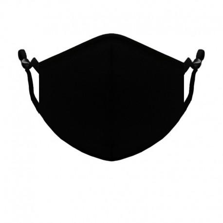 Mascarilla para Barba tamaño Estándar color Negro