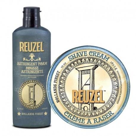 Reuzel_Shave & Astringent Plus Set - Perfect Shave