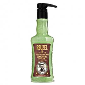 Champú exfoliante para el pelo de Regalo dosificador Reuzel Scrub Shampoo 350ml