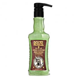 Exfoliating hair shampoo dispenser Reuzel Scrub Shampoo 350ml
