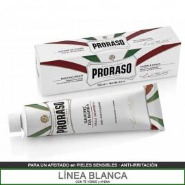 Crema de Afeitar PRORASO PIELES SENSIBLES 150 ml