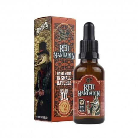 Hey Joe N2 Red Mandarin Beard Oil 30ml