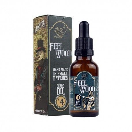 Hey Joe N4 Feel Wood Beard Oil 30ml